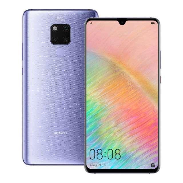 Celular Huawei Mate 20x 128gb Plata-azul