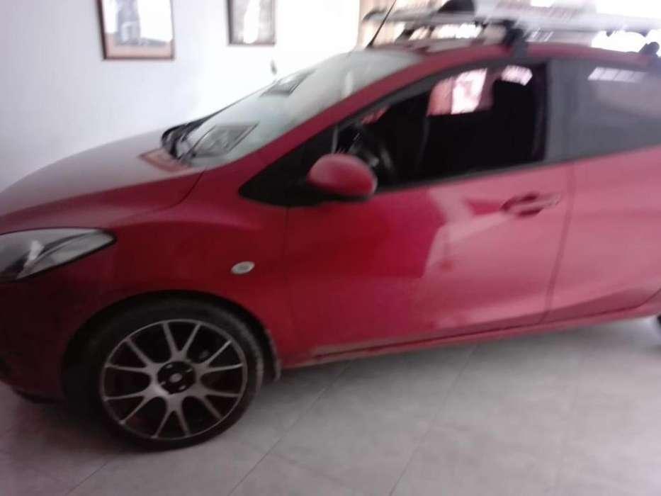 Mazda 2 2008 - 108 km