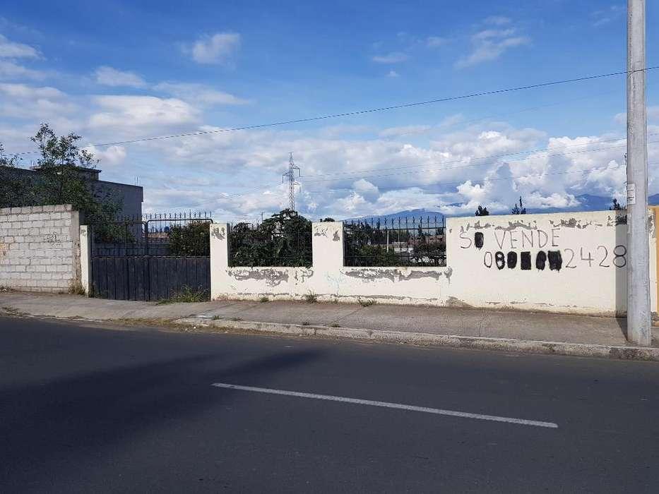 Vendo Terreno de 494 Mts Sector Pishilata