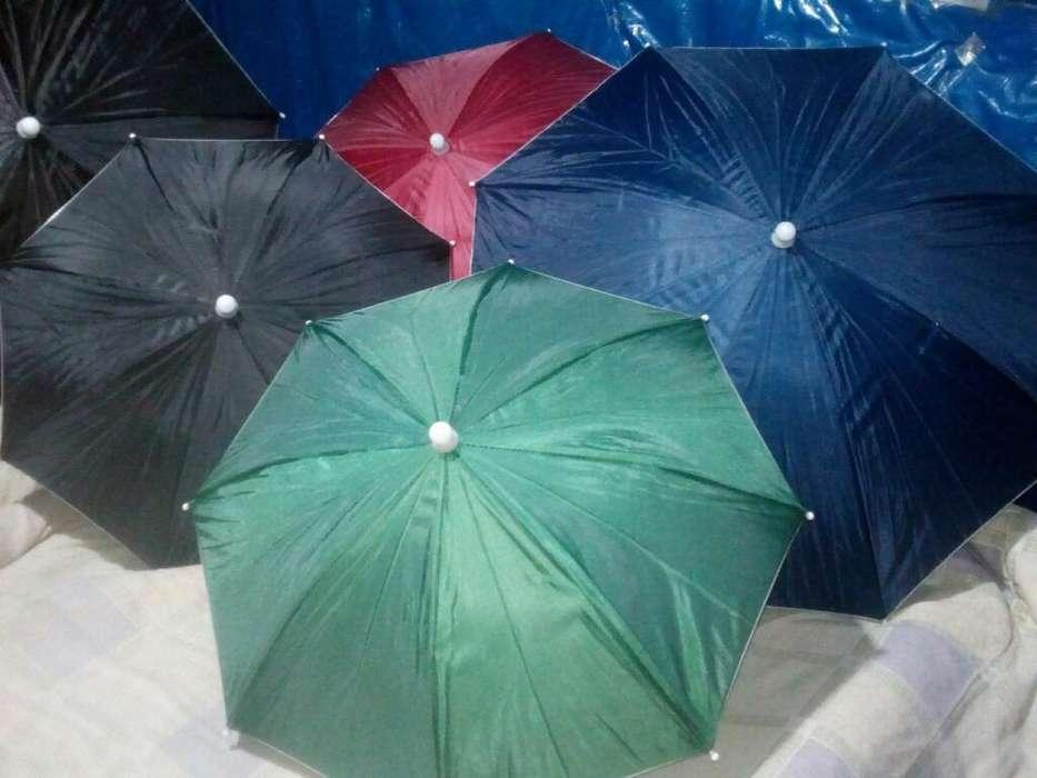 Paraguas de Cabeza, Al por Mayor Y Menor