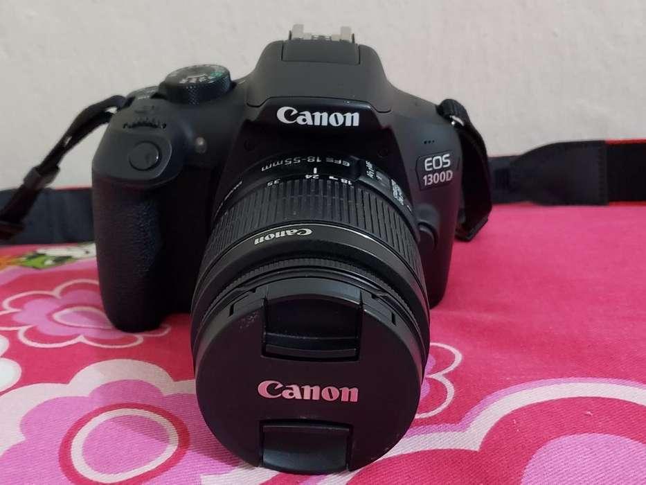 Canon T6 1300d Precio Negociable