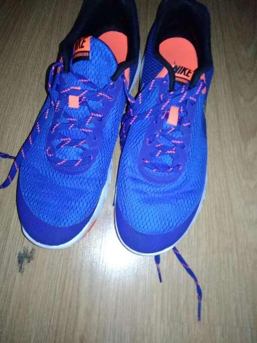 Zapatillas Nike Running 41 Y Medio