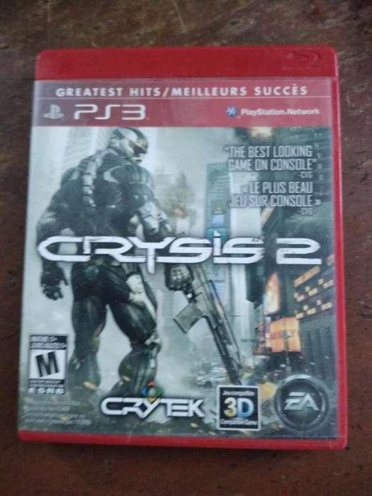 Ps3 Crysis 2