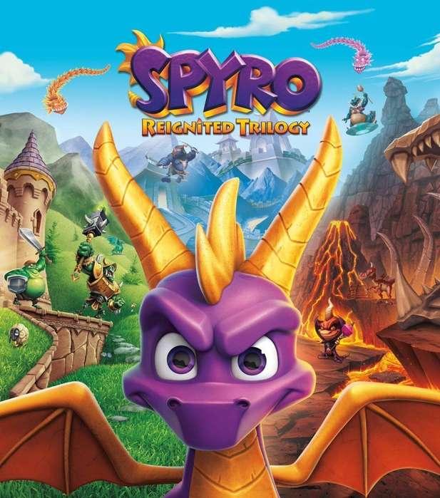 Spyro Reignited Trilogy Pc Original