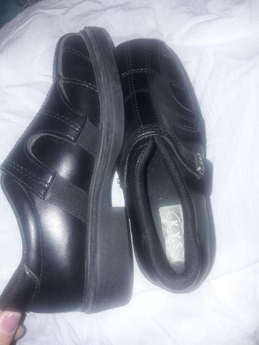Zapatos de Varon N 36 Poco Uso.
