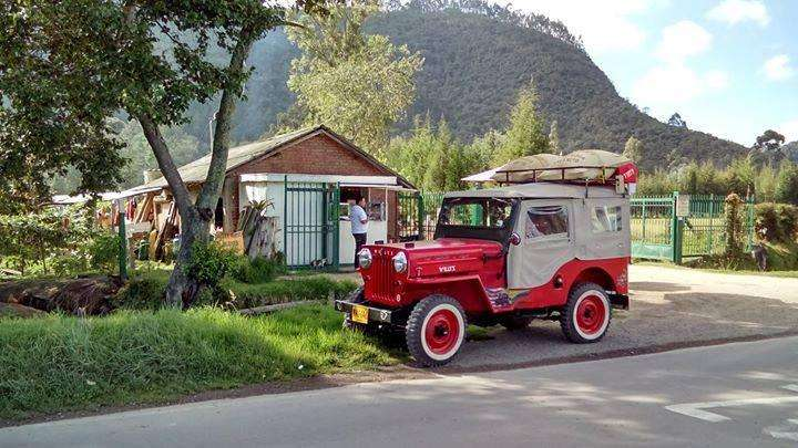 <strong>jeep</strong> Willys 1954 - 250000 km
