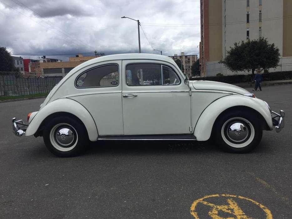Volkswagen Escarabajo 1961 - 115247 km