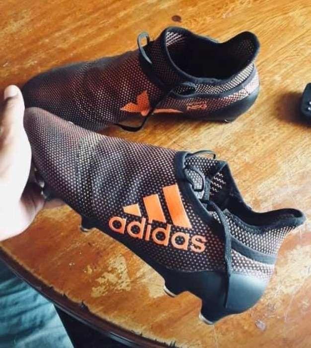 Chimpunes Adidas Talla Usa 8.5 O 42