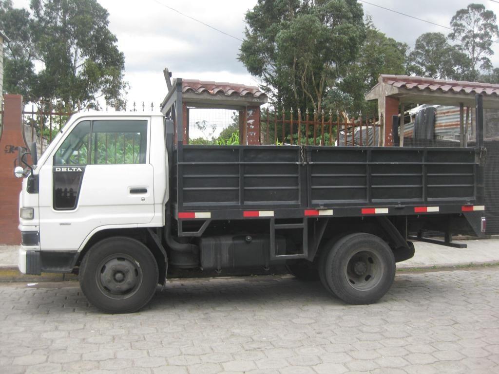 Vendo camion daihatsu delta con poco recorrido
