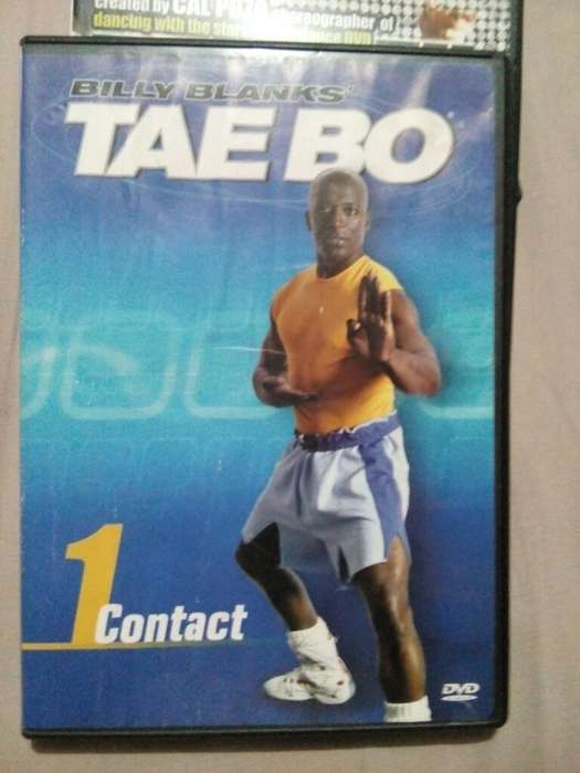 Tae Bo Billy Blanks 1contact