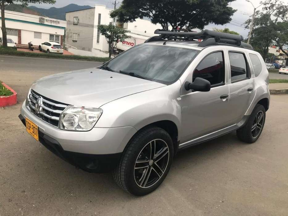 Renault Duster 2016 - 46299 km