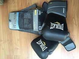Everlast - Guante Box - Negro- 14oz