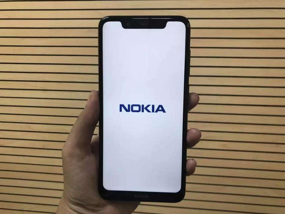 Nokia 5.1 Plus Nuevo! Muy Buen Precio