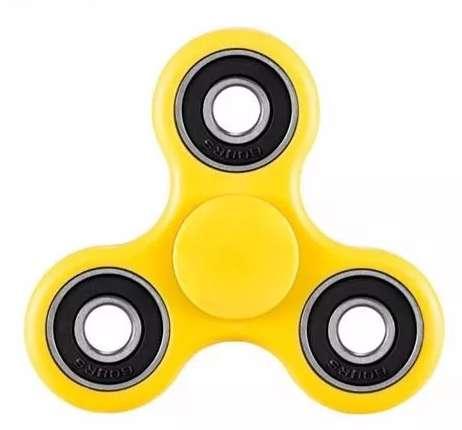 Spinner Ridget Spinner Spinners Juguete Anti Estres