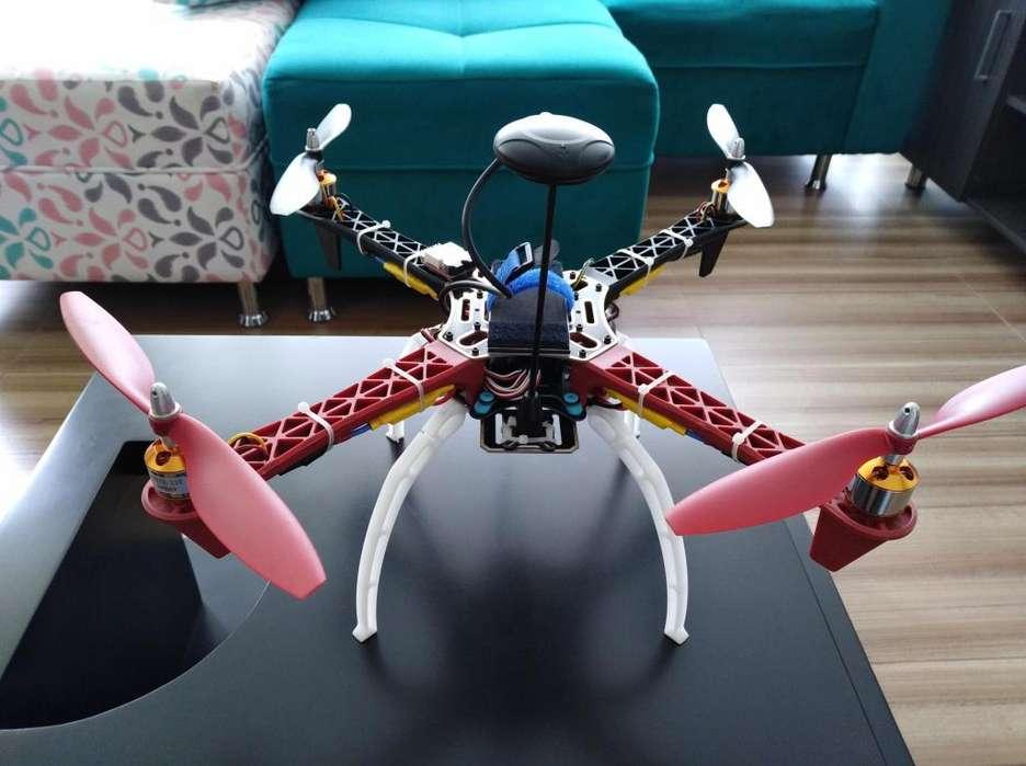 DRON CUADRICOPTERO F450