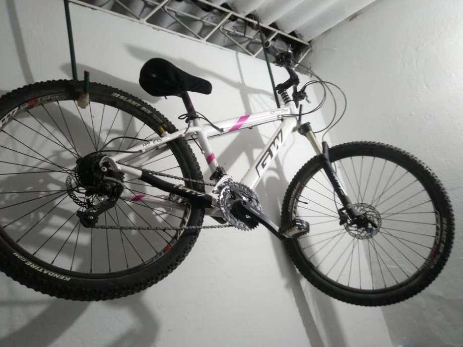 Vendo Bicicleta Gw , Excelente Estado!!