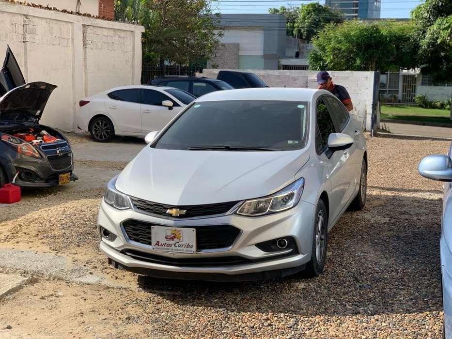 Chevrolet Cruze 2017 - 30000 km