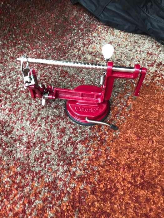 Maquina para Pelar Mangos en Tiras