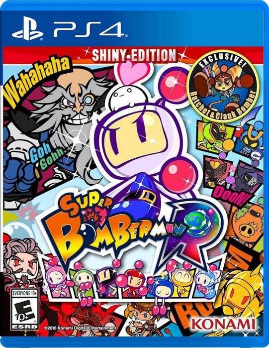 Oferta Super Bomberman R Ps4 en Stock