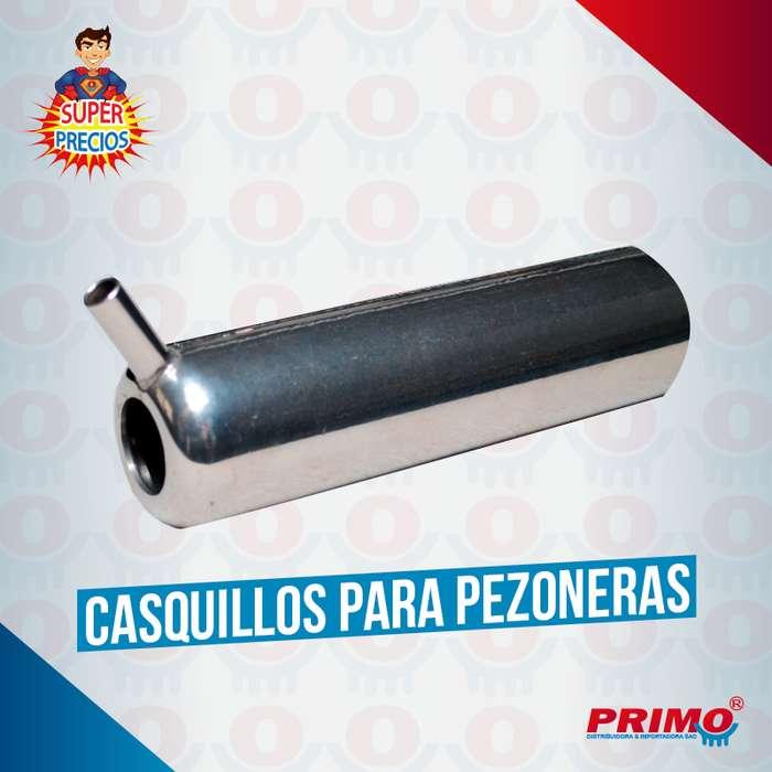 CASQUILLOS PARA PEZONERAS MARCA INDARGOM / FLACO / REAFRIO / OMEGA