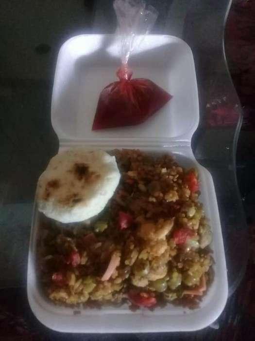 Deliciosa Comida Bufet