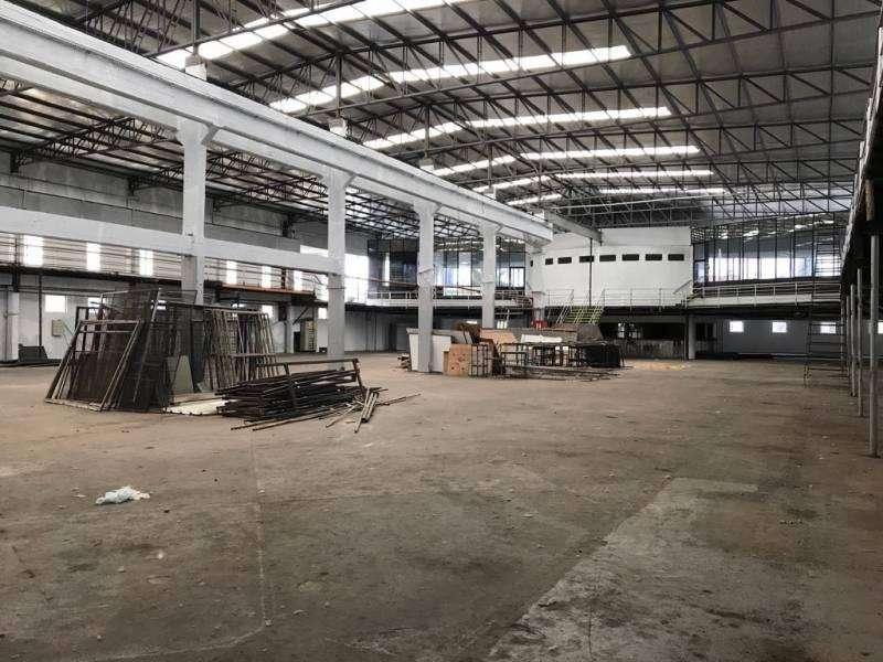 Depósito de 7500 m2 - Quilmes