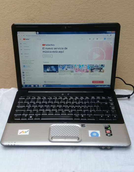 Excelente Laptop Hp Compaq Intel Core I5