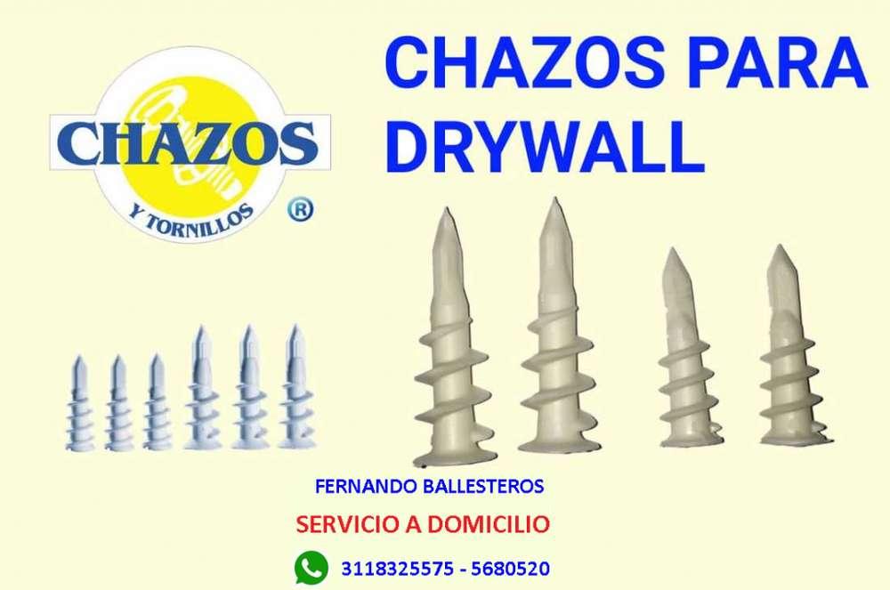 Fábrica De Chazos en Bogota / 3118325575