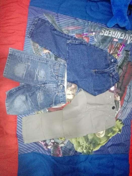Conjunto de Pantalones para Niño