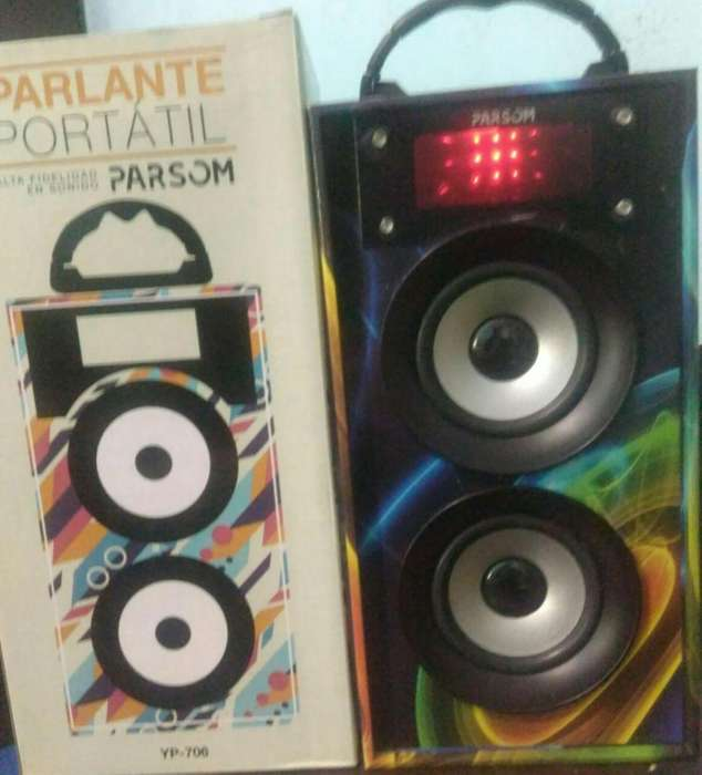 Parlante <strong>bluetooth</strong> OFERTA!!!