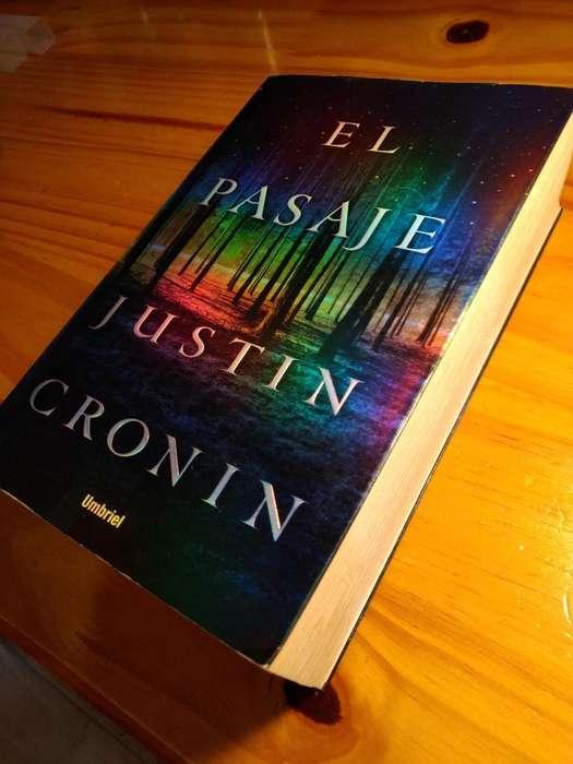 Libro El Pasaje de Justin Cronin