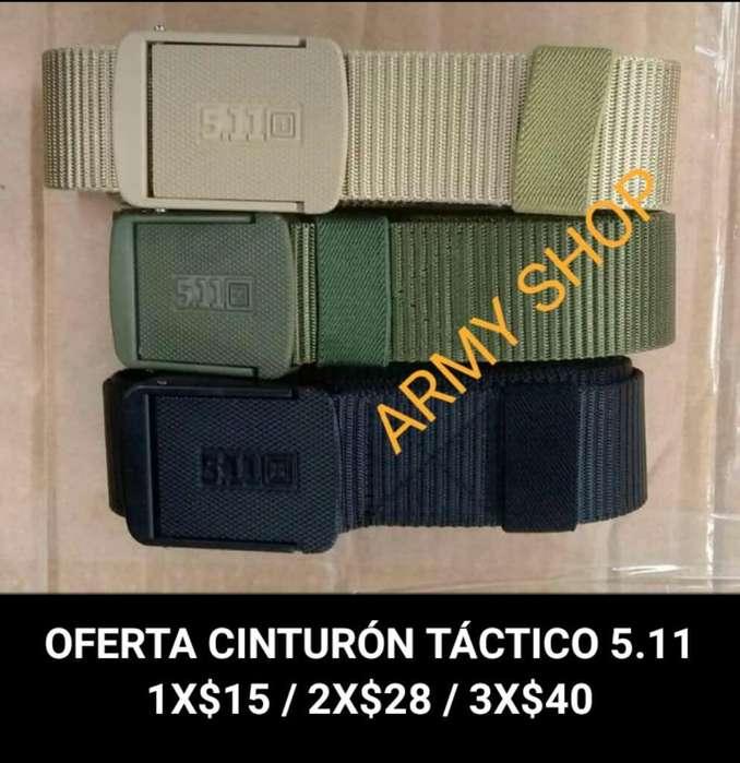 Cinturón Táctico 5.11 Importado