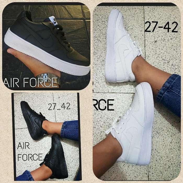 Nike Force Mejor Calidad.