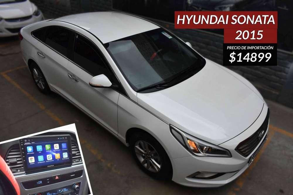 Hyundai Sonata 2015 - 32015 km