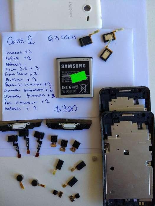 Repuestos Samsung Core 2 G355m