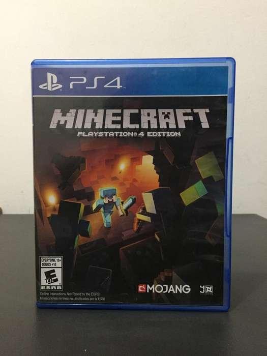 Minecraft Play 4 Edition