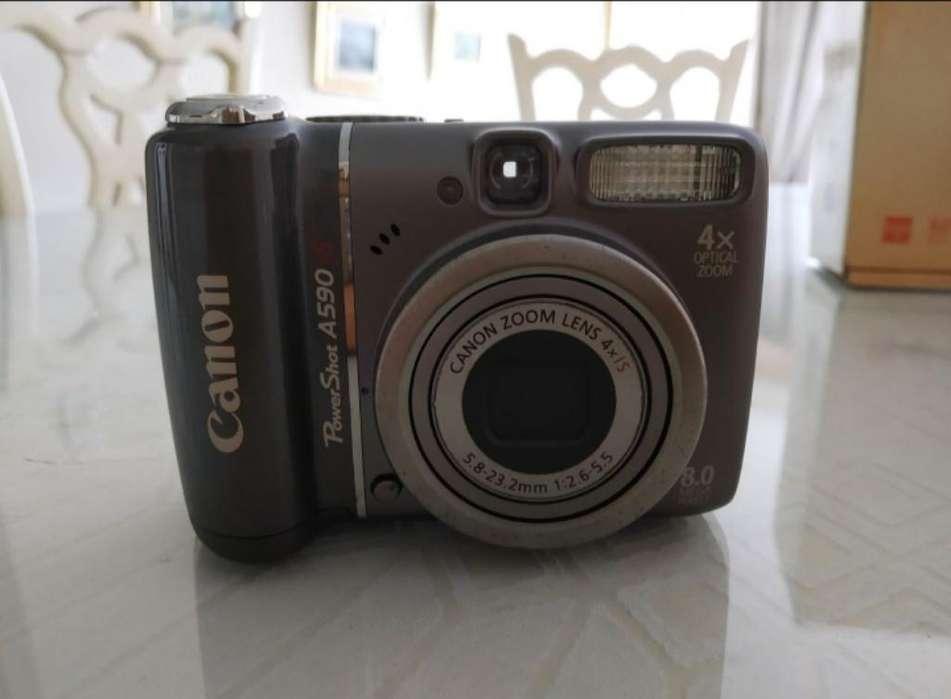 Camara Digital Canon