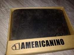 Billetera Americanino