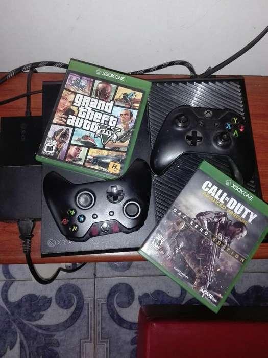 Xbox One 1tb 2 Controles