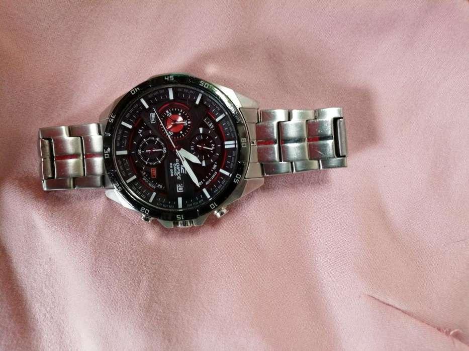 Vendo Reloj Casio Edificewr100m