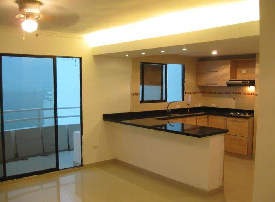 Apartamento Castillogrande con vista a la bahia