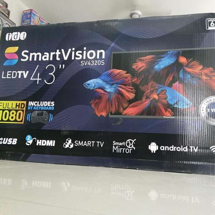 <strong>televisor</strong>es Smart Tv