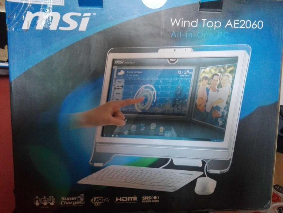Vendo All In One Msi Modelo Ae2060
