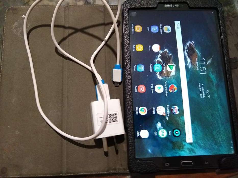 Samsung Galaxy Tab E Sm-t560 16gb Wi-fi panatalla 9.6'' quad-core 1.5gb de ram excelente estado consultas 2235897089