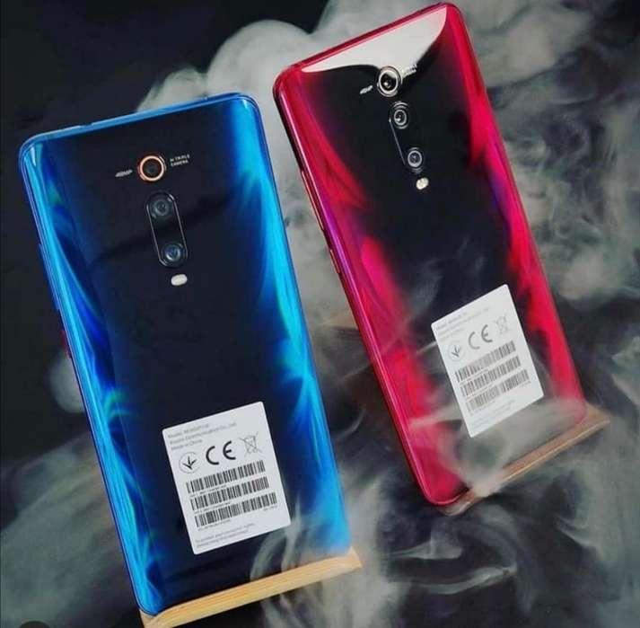 Xiaomi Mi 9t 64gb 128gb Nuevos Sellados