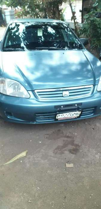 Honda Civic 2000 - 145754 km