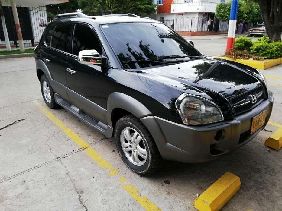 Hyundai Tucson 2009 - 105838 km