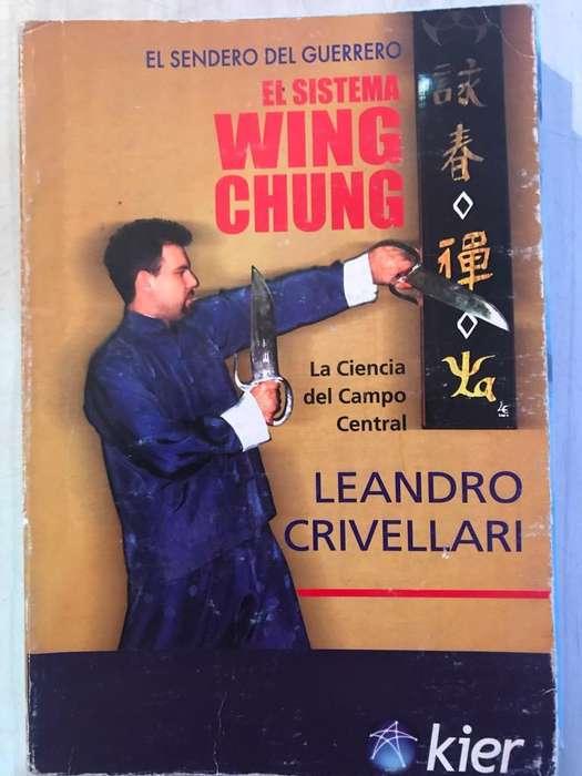 Libro de Wing Chun