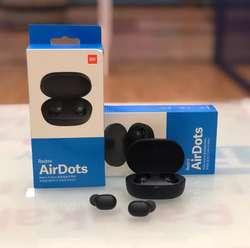 Auriculares Xiaomi Mi Redmi Airdots Bluetooth 5.0 Negro CC Monterrey local sotano 5