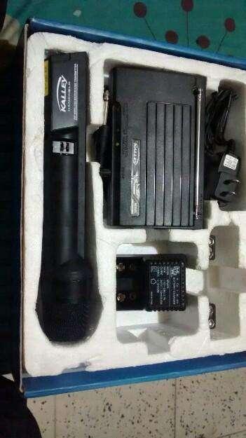 Microfono Inalambrico Kalley K_mi60